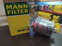 Фильтр топливный MANN-Filter WK 68/1X Германия в Хабаровске