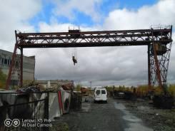 Продам козловой кран грузоподъемность 30 тонн
