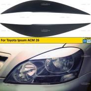 Реснички на фары для Toyota Ipsum ACM 26