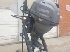 Лодочный мотор Yamaha 25