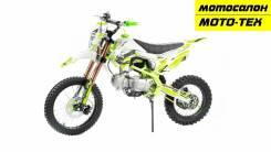 Мотоцикл Кросс APEX140 (2021 г.) зеленый. оф.дилер МОТО-ТЕХ, Томск, 2021
