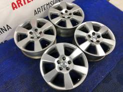 Оригинальные литые диски Toyota R17 5/114.3