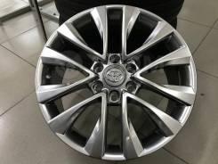 Новые диски Toyota Prado Lexus GX R20