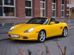 Аренда кабриолета Porsche Boxster