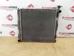 Радиатор охлаждения KIA Sorento II XM