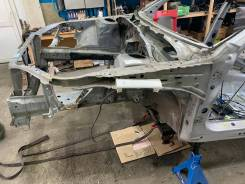 Лонжерон левый (39D - серебро) Subaru Legacy BP5 #6