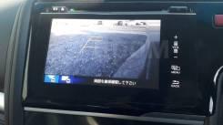 Оригин. рамка под магнитолу NR222J Honda Fit 2013+