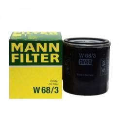 Фильтр масляный двигателя W68/3 (С 110) MANN-Filter в Хабаровске