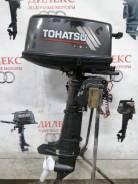 Лодочный мотор Tohatsu 5 (лот 25)