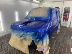 Кузовной ремонт любой сложности. Покраска. Обработка колесных арок.