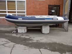 Лодка риб Stormline Standard (no console) 430