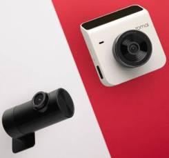 Видеорегистратор Xiaomi 70mai Dash Cam A400 (Белый)+ камера RC09.