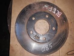 Диск тормозной передний Mazda 3/Axela Blefw