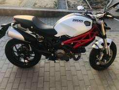 Ducati Monster 796, 2013