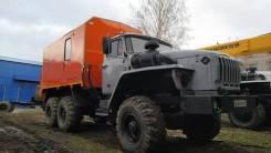 ПАРМ Урал 4320 передвижная авторемонтная мастерская