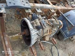 МКПП с двигателя PF6 Nissan deisel