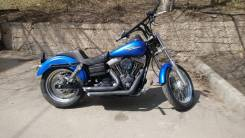 Harley-Davidson Dyna Street Bob, 2007