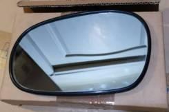 Стекло зеркала левого Lanos