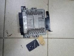 Блок управления двигателем Renault Scenic 2 2007 [8200804775]