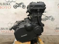 Двигатель Kawasaki ZZR1100-1 ZXT10CE (лот 90)