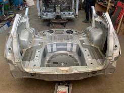 Задняя часть кузова (39D - серебро) Subaru Legacy BP5 #6
