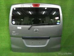 Дверь задняя Mitsubishi, Nissan e-NV200, Delica D3, Delica VAN, NV200, ME0 BM20 BVM20 M20, EM57 HR16DE, 008-0011940
