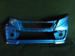 Бампер Mazda, Suzuki Flairwagon, Spacia, MM53S MK53S, R06A R06AT, 003-0047215, передний