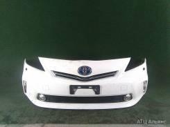 Бампер Daihatsu, Toyota Mebius, Prius PLUS, Prius V, Prius Alpha, ZVW40 ZVW41 ZFW40 ZFW41, 2Zrfxe, 5211947240, 003-0067058, передний