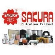 Фильтр салона Ag+ антибактериальный Sakura [CAB31970]