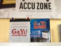 Аккумулятор G & Yu 42B19L