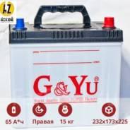 Аккумулятор G & Yu 80D23R