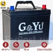 Аккумулятор G-Yu SMF 85D23R