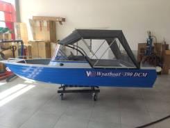 Лодка моторная Wyatboat-390 DCM