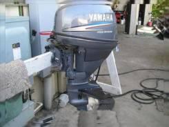 Лодочный мотор на запчасти yamaha f25
