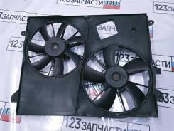 Диффузор радиатора в сборе Chevrolet Captiva C140 2012 г.