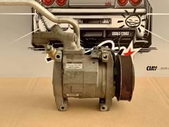 Компрессор кондиционера Honda Odyssey ABA-RB1 мотор K24A Denso HFC134a