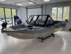 Моторная лодка FUSO JET Туман 470