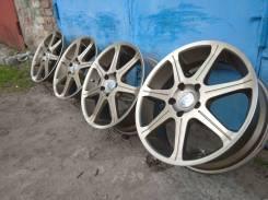 Фирменные диски Bridgestone Beo R17 114.3X5