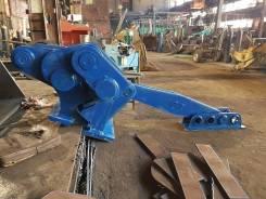 Механический крашер бетонолом на подшипниках для экскаватора