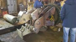 Гидравлический крашер на экскаватор с ротатором