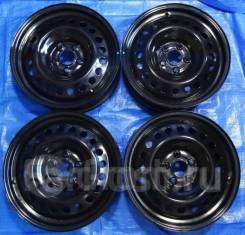 Оригинальные штампованные диски Nissan R17 7J 114.3x5 4 шт.