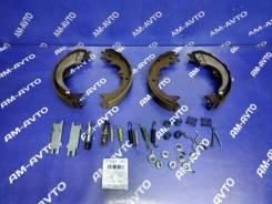 Колодки тормозные Toyota Land Cruiser Prado 2005 [4655060070] GRJ120 1GR-FE, задние