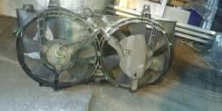 Вентиляторы радиатора (диффузор) Nissan Bluebird ENU14 SR18DE