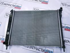 Радиатор охлаждения Chevrolet Captiva C140 2012 г.