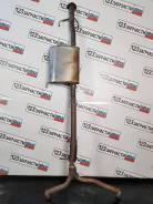 Труба глушителя средняя часть Chevrolet Captiva C140