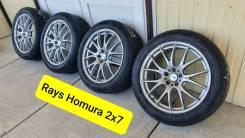 245-50-20, Rays Homura 2x7, в наличии