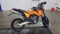 Продам мотоцикл КТМ 640 DUKE 2. 2003