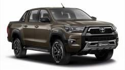 Комплект рестайлинга для Toyota Hilux 2015+ дизайн 2020г (Black Onyx)