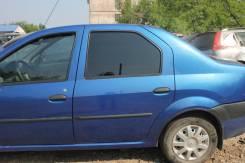 Renault Logan 1 дверь задняя левая