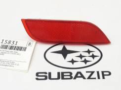 Катафот бампера Subaru Impreza 2011 [84281FG000] G12 EL154, задний правый